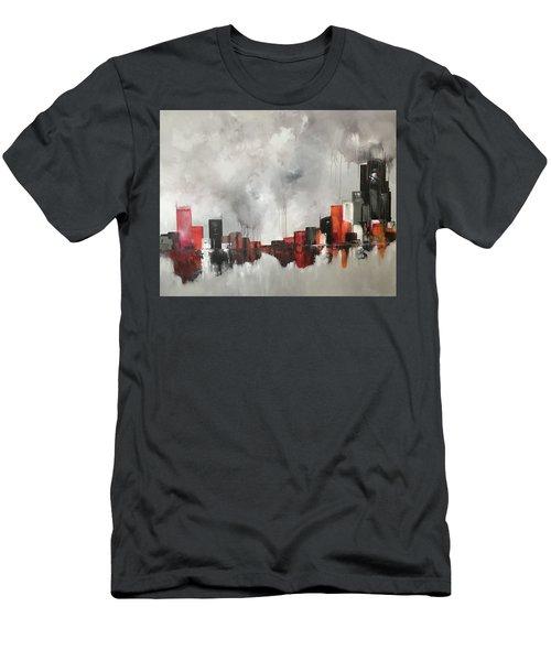 Wanderlust Men's T-Shirt (Athletic Fit)