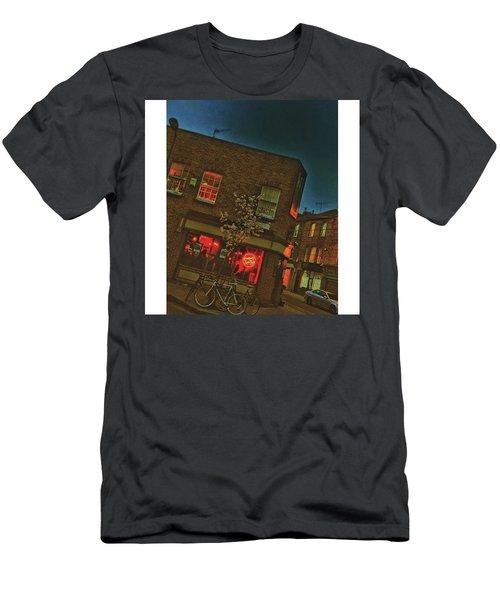 #wanderlust #walkabout #stopandstare Men's T-Shirt (Athletic Fit)