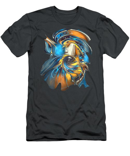 Warp Drive  Men's T-Shirt (Athletic Fit)