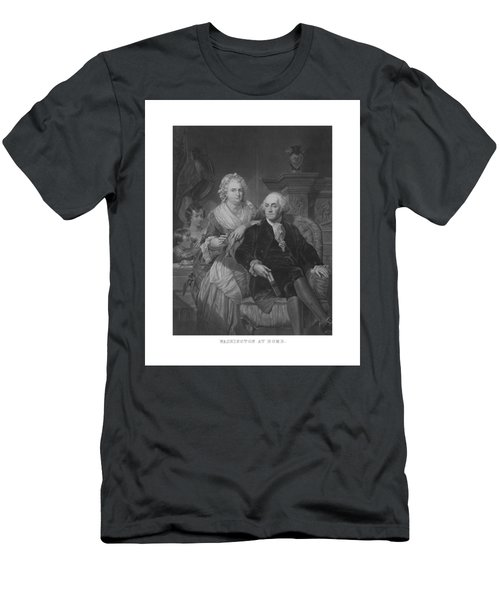 Washington At Home Men's T-Shirt (Athletic Fit)