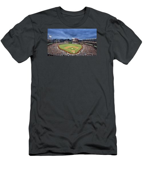 Washington Nationals Park Men's T-Shirt (Slim Fit) by Brendan Reals