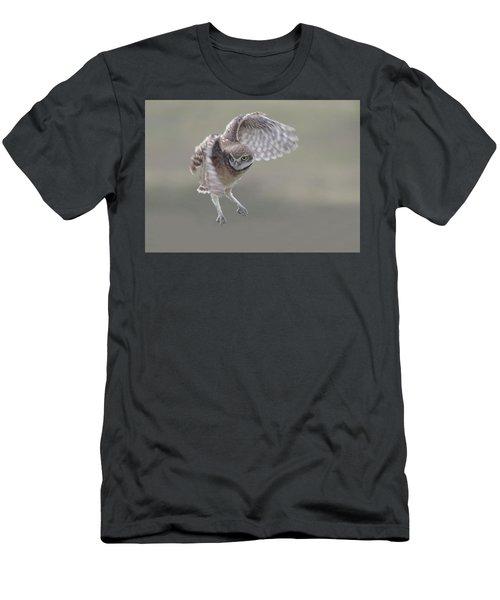 Watch Me Now. Men's T-Shirt (Athletic Fit)
