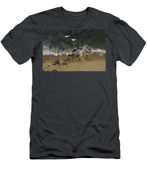 Water Dance Men's T-Shirt (Athletic Fit)
