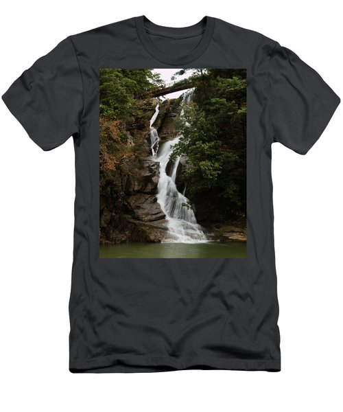 Water Fall 3 Men's T-Shirt (Athletic Fit)