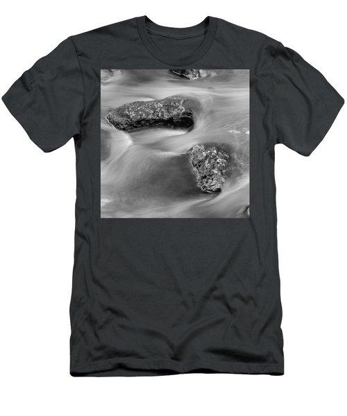Water Men's T-Shirt (Athletic Fit)