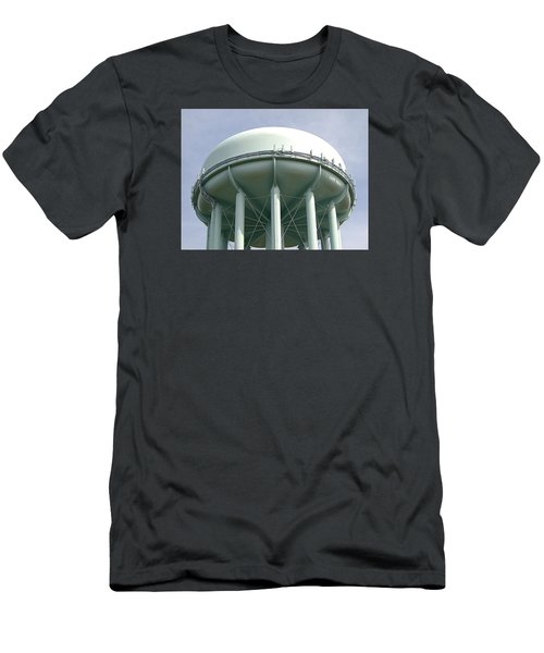 Water Tower Men's T-Shirt (Slim Fit) by  Newwwman