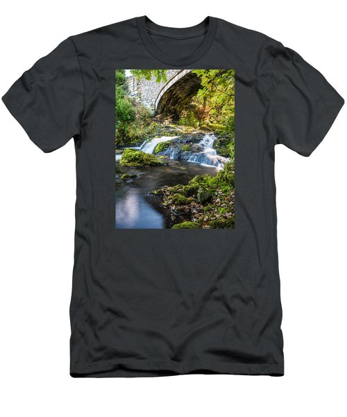 Water Under The Bridge Men's T-Shirt (Athletic Fit)