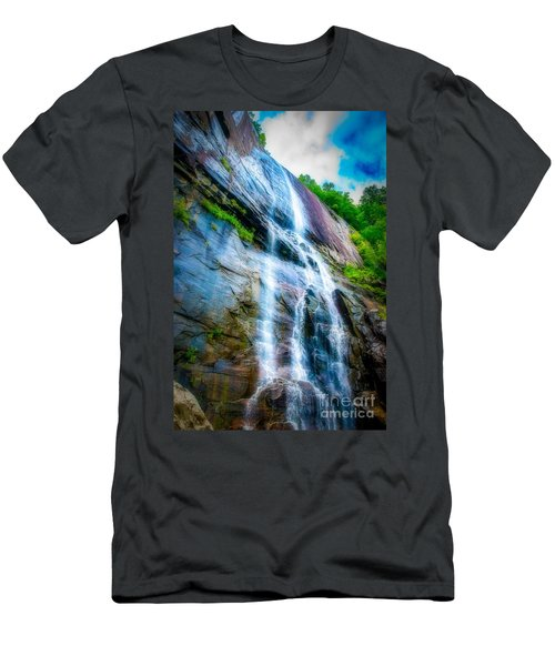 Chimney Rock Men's T-Shirt (Athletic Fit)