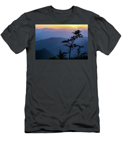 Waterrock Blues Men's T-Shirt (Athletic Fit)