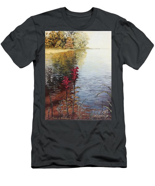 Watts Bar Lake Rockwood Tn Men's T-Shirt (Athletic Fit)