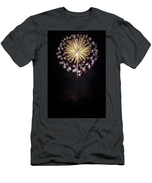 Waukesha Fireworks 03 Men's T-Shirt (Athletic Fit)