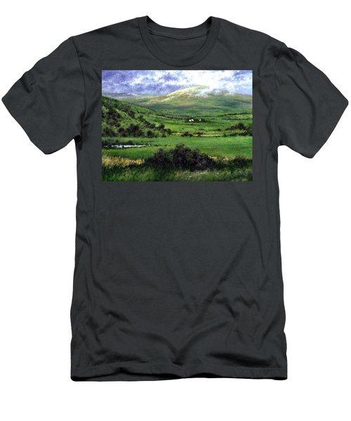 Way To Ardara Ireland Men's T-Shirt (Athletic Fit)