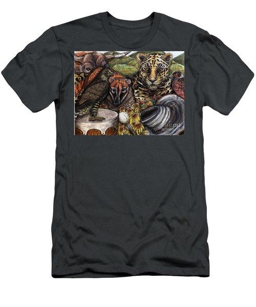 We Are All Endangered Men's T-Shirt (Slim Fit) by Kim Jones