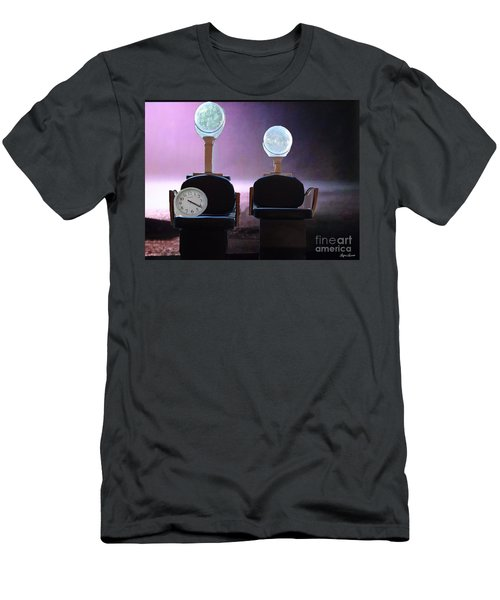 We Are Lost Men's T-Shirt (Slim Fit) by Lyric Lucas