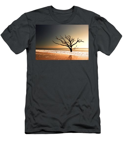 Men's T-Shirt (Slim Fit) featuring the photograph We Can Be Heroes by Dana DiPasquale