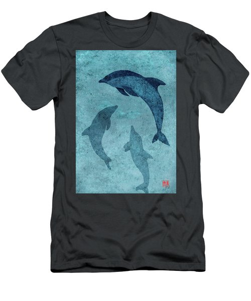 We Dream Again Of Blue Green Seas Men's T-Shirt (Athletic Fit)