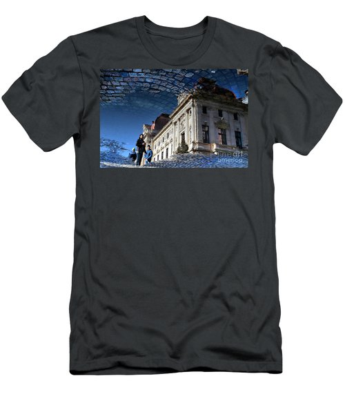 We Have Always Lived In The Castle Men's T-Shirt (Athletic Fit)