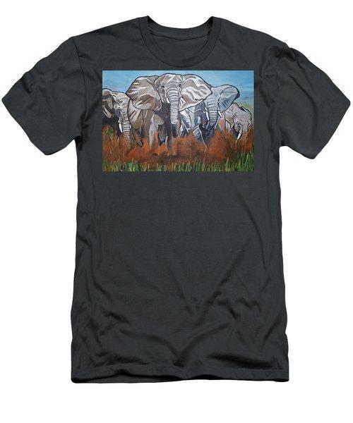 We Ready For De Road Men's T-Shirt (Athletic Fit)