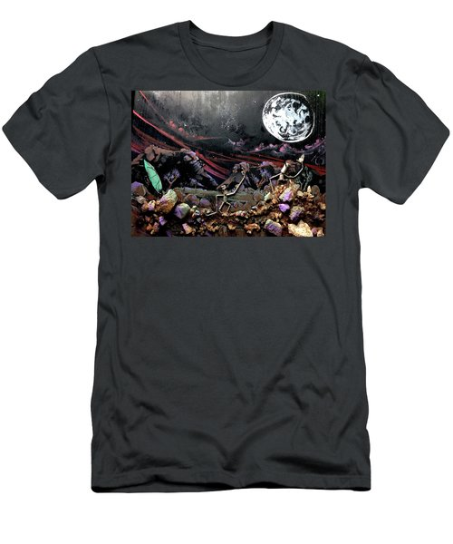 We Stopped For That?? Men's T-Shirt (Athletic Fit)