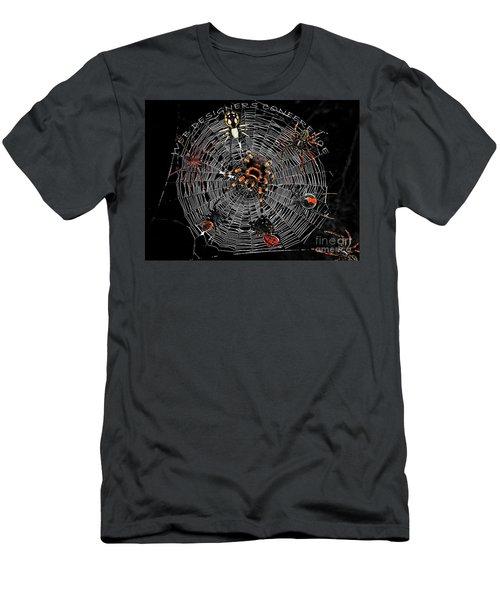 Web Designers Conference Men's T-Shirt (Athletic Fit)