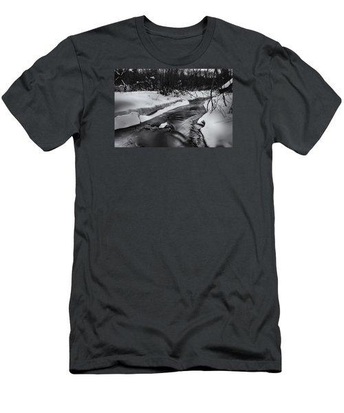 Weber Creek Men's T-Shirt (Slim Fit) by Dan Hefle