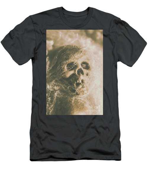 Webs And Dead Heads Men's T-Shirt (Athletic Fit)