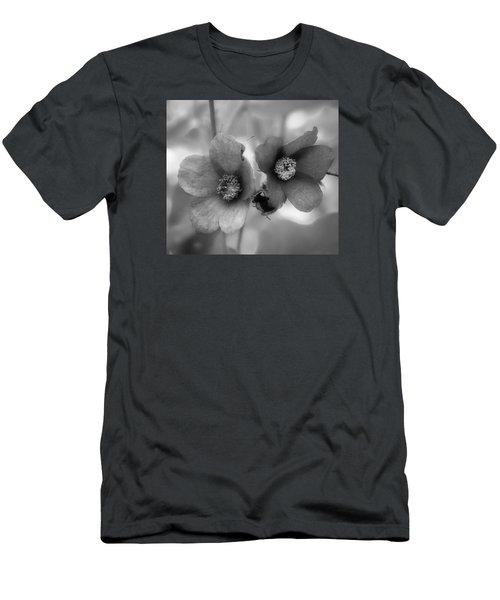 Weed 2 Men's T-Shirt (Slim Fit) by Simone Ochrym