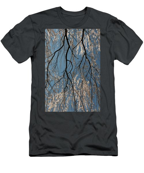 Weeping Cherry #2 Men's T-Shirt (Athletic Fit)