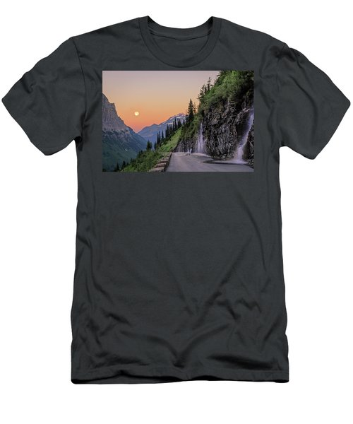 Weeping Wall Dawn Men's T-Shirt (Athletic Fit)