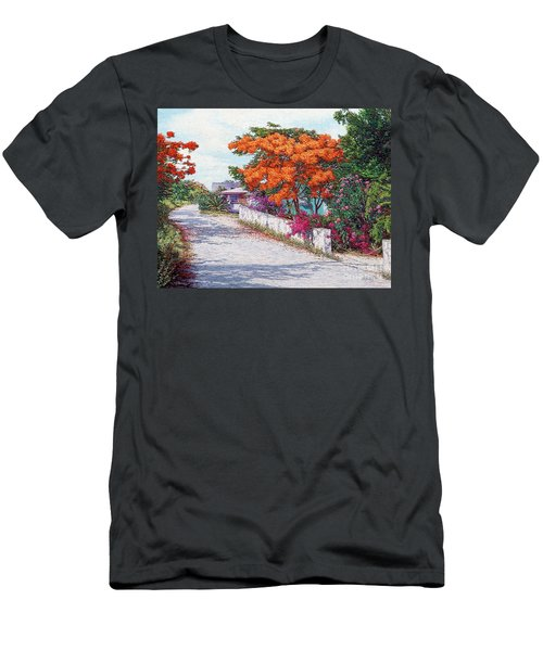 Welcome To Current Men's T-Shirt (Athletic Fit)