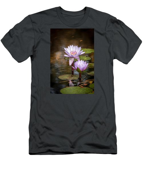 Men's T-Shirt (Slim Fit) featuring the photograph We'll Make It Last Forever by Wade Brooks