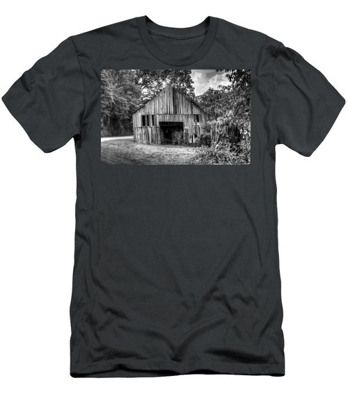 Wells Barn 5 Men's T-Shirt (Athletic Fit)