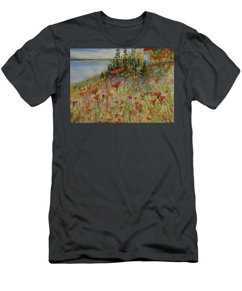 Wendy's Wildflowers Men's T-Shirt (Athletic Fit)
