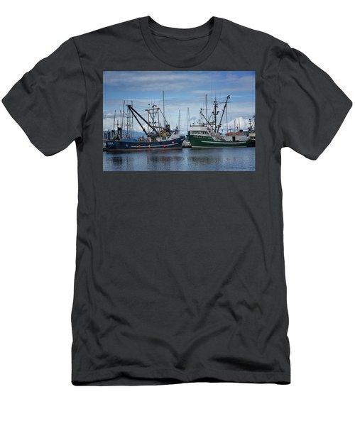 Wespak And Pender Isle Men's T-Shirt (Slim Fit) by Randy Hall