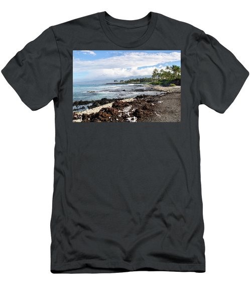 West Coast North Men's T-Shirt (Athletic Fit)