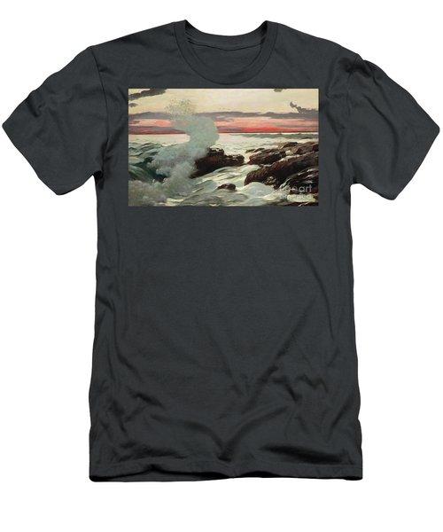 West Point Prouts Neck Men's T-Shirt (Athletic Fit)