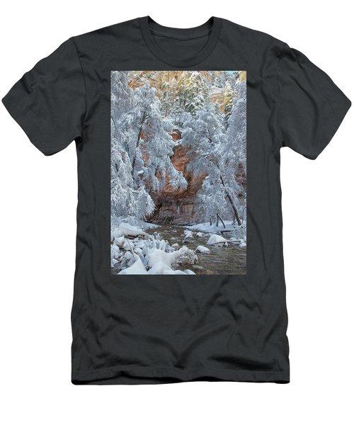 Westfork Charms Me Men's T-Shirt (Slim Fit) by Tom Kelly
