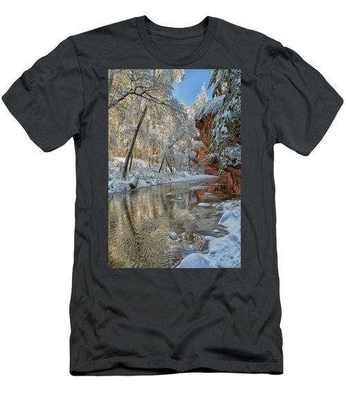 Westfork's Beauty Men's T-Shirt (Athletic Fit)