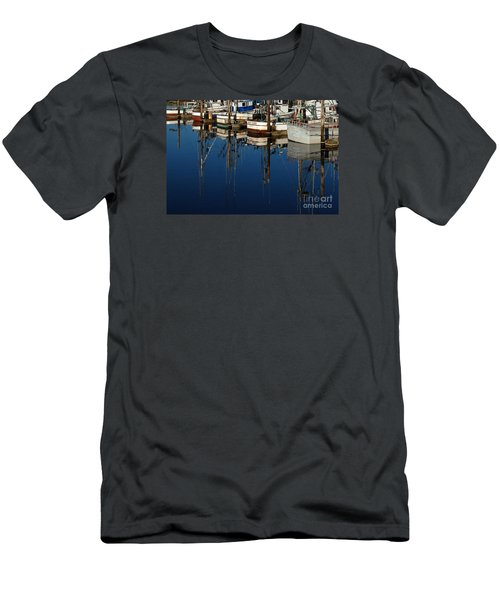 Westport Fishing Fleet II Men's T-Shirt (Athletic Fit)