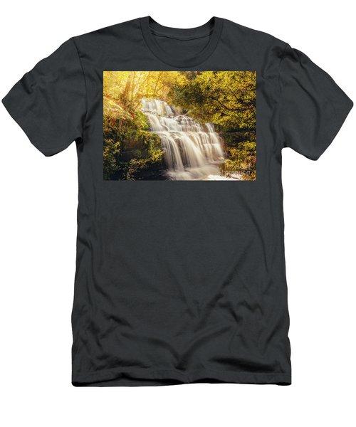 Wet Dreams Men's T-Shirt (Athletic Fit)