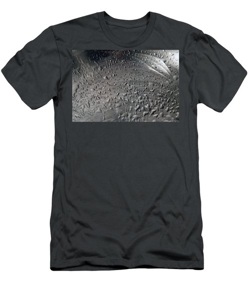 Wet Steel Men's T-Shirt (Slim Fit) by Keith Armstrong