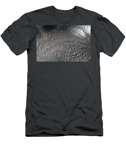 Wet Steel Men's T-Shirt (Athletic Fit)