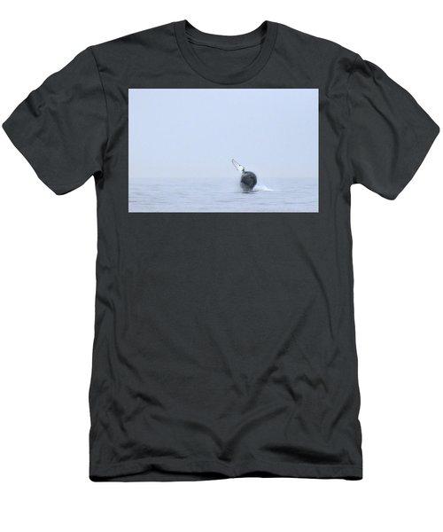 Whale Men's T-Shirt (Athletic Fit)
