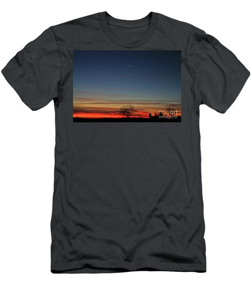 What A Beautiful Day Men's T-Shirt (Athletic Fit)