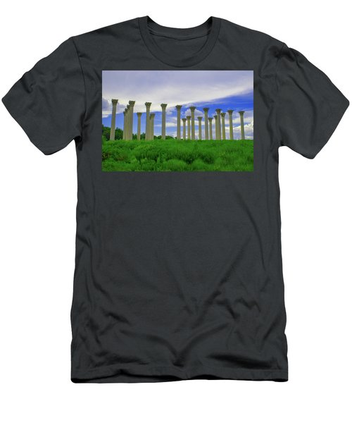 What Temple Is This? Men's T-Shirt (Athletic Fit)