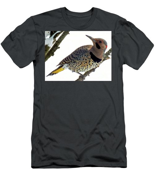 What Was That - Northern Flicker Men's T-Shirt (Athletic Fit)