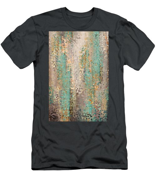 Where Are You God. Hebrews 4 12 Men's T-Shirt (Slim Fit) by Mark Lawrence