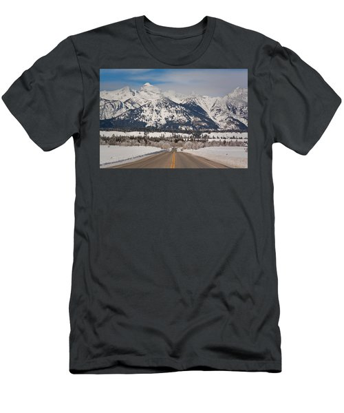 Where To? Men's T-Shirt (Athletic Fit)