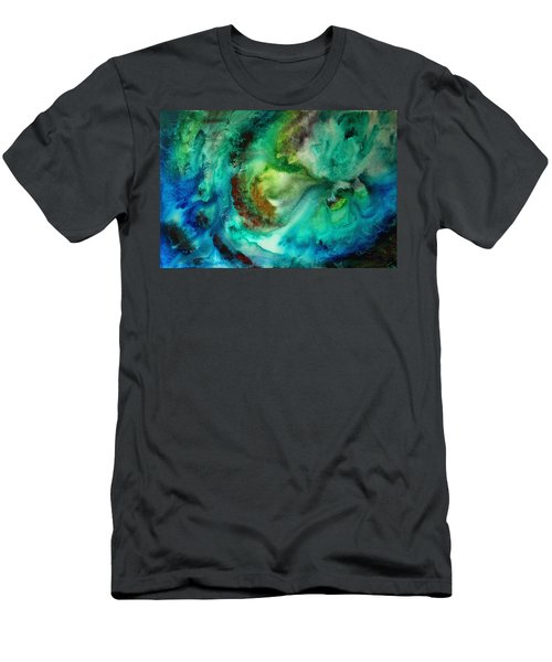 Whirlpool By Madart Men's T-Shirt (Athletic Fit)