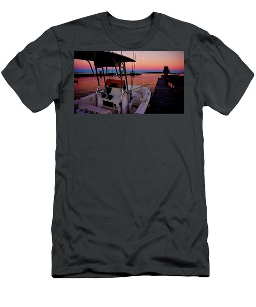Whiskey Bay Men's T-Shirt (Athletic Fit)